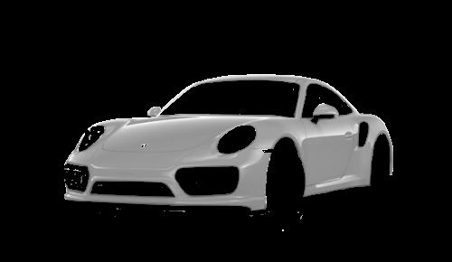 Цвета кузова 911 Turbo