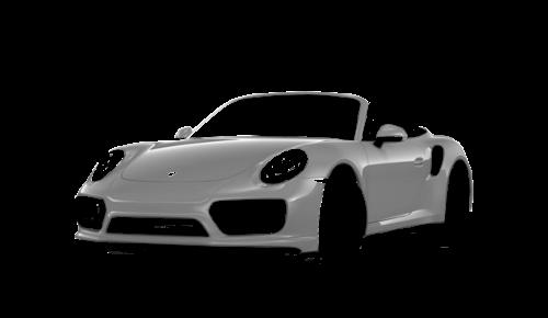 Цвета кузова 911 Turbo Cabriolet
